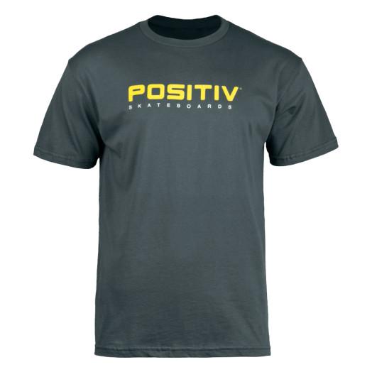 Positiv Digital T-shirt - Gray
