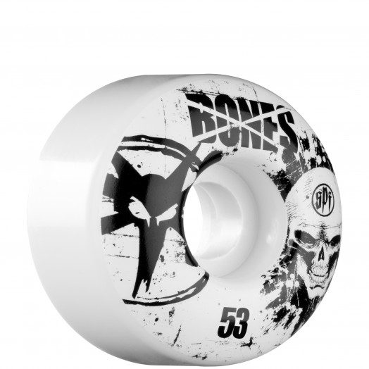 BONES WHEELS SPF Terminate 53mm (4 pack)