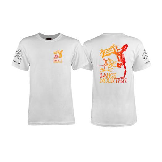 Bones Brigade® Mountain Future Primitive T-shirt - White