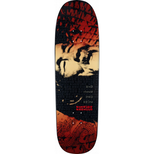 Powell Peralta Animal Chin Blem Skateboard Deck - 9.265 x 32