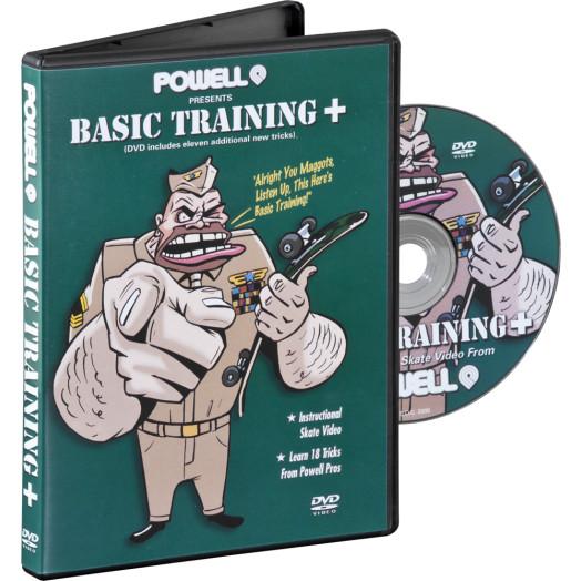Powell Classic Basic Training PLUS DVD