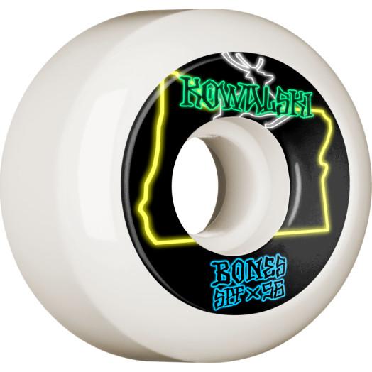 BONES WHEELS PRO SPF Skateboard Wheels Kowalski Homeland 56mm P5 Sidecut 84B 4pk