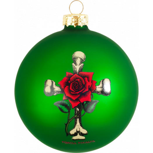 Powell Peralta Holiday Ornaments 4pk