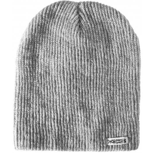 BONES WHEELS Basic Beanie - Gray