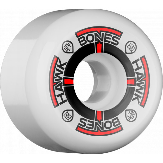 BONES WHEELS SPF Pro Hawk T-Bone 60x34 P5 Skateboard Wheels 84B 4pk
