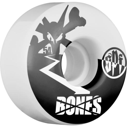 BONES WHEELS SPF Too Tone 54mm wheels 4pk