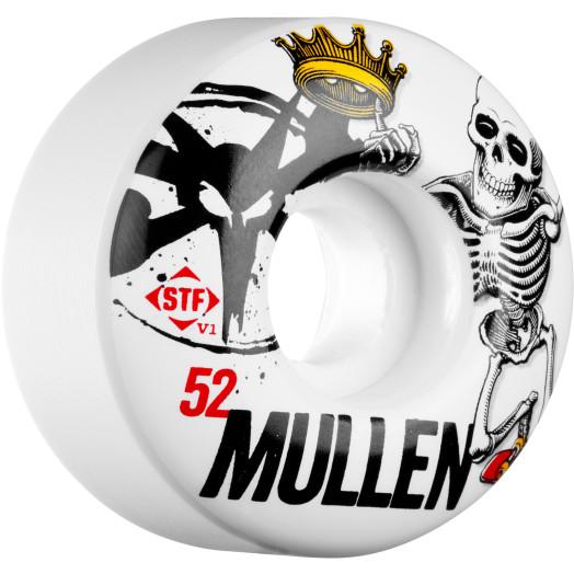 BONES WHEELS STF Pro Mullen Crown 2 52mm 4pk
