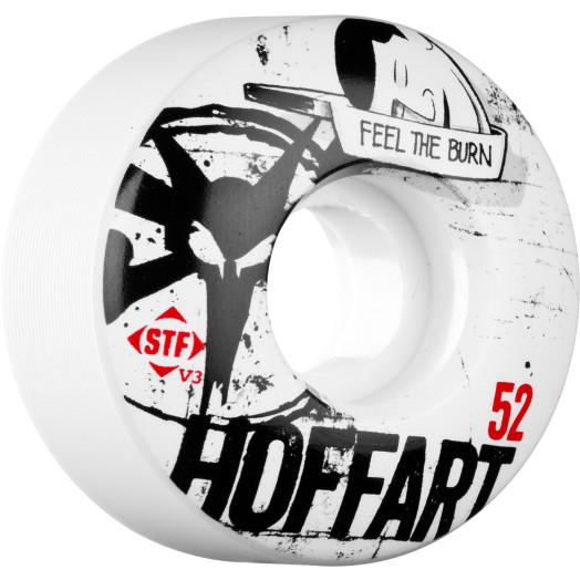 BONES WHEELS STF Pro Hoffart Burn 52mm 4pk