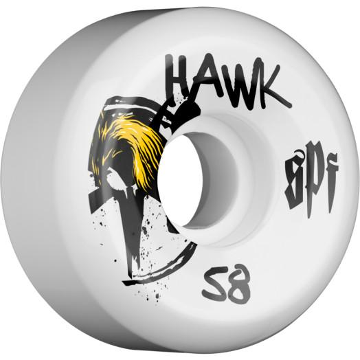 BONES WHEELS SPF Pro Hawk McSqueeb Wheel 58mm 4pk