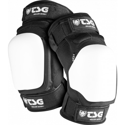 TSG Derby Knee Pads Black