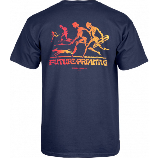 Powell Peralta Future Primitive SE T-shirt - Navy