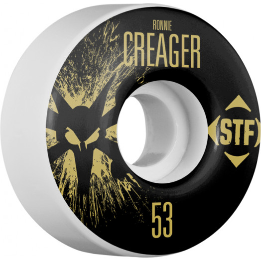 BONES WHEELS STF Pro Creager Team Wheel Splat 53mm 4pk