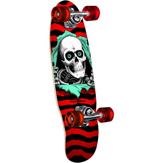 Powell Peralta Micro Mini Ripper Complete Skateboard - 7.5 x 24