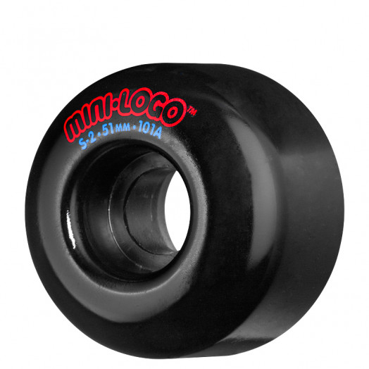 Mini Logo S-2 Wheel 51mm 101A (4pk)