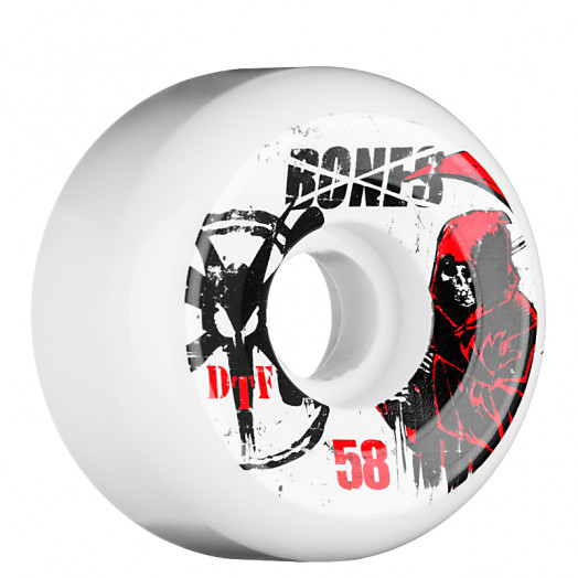 BONES WHEELS DTF Reaper 58mm (4 pack)