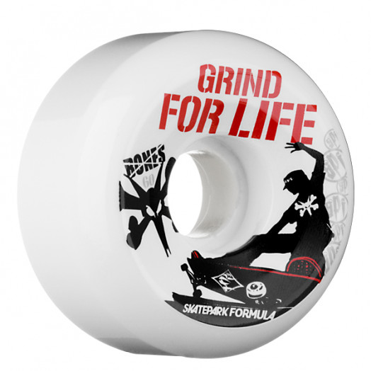 BONES WHEELS Grind for Life 60mm STF Wheel