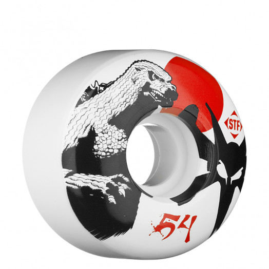 BONES WHEELS STF Monsters 54mm (4pk)