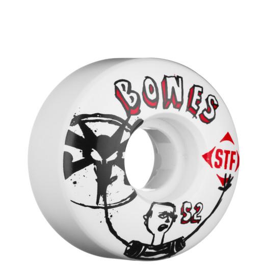 BONES WHEELS STF Los Otros 52mm (4 pack)