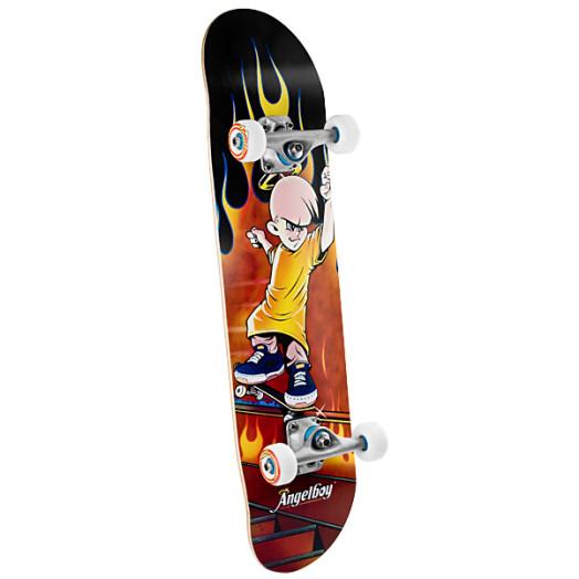 Angelboy K-Grind 126 Complete Skateboard - 7.625 x 31.625