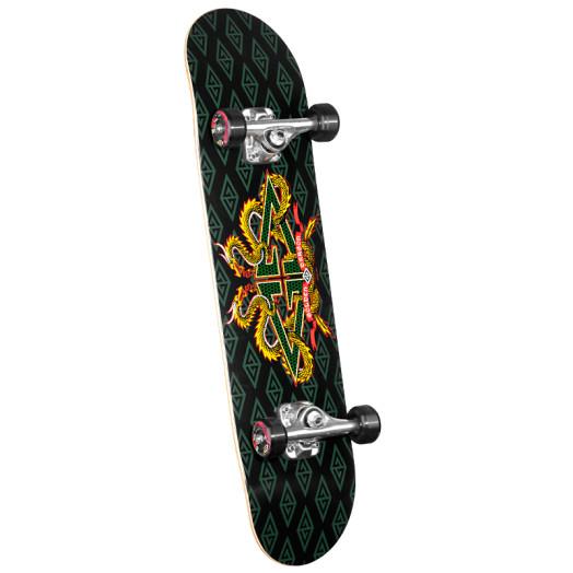Powell Golden Dragon Celtic Complete Skateboard - 8.25 x 33.5