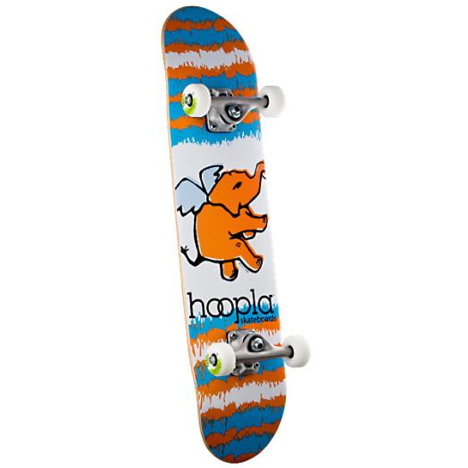 hoopla flying elephant Complete Skateboard - 7.5 x 31.375
