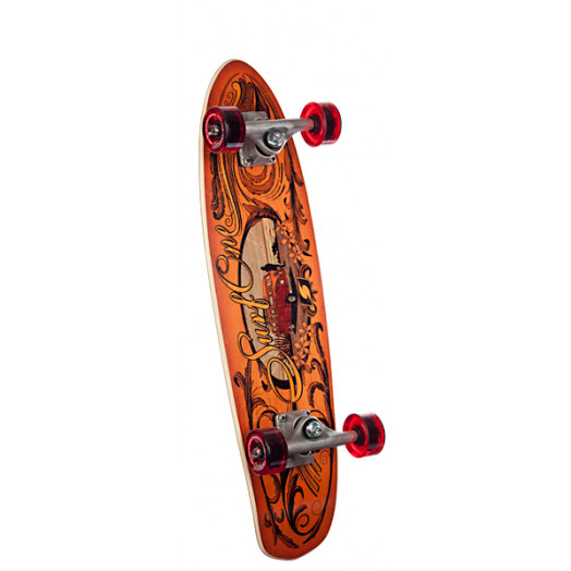 Surf One Microbus Complete Skateboard - 7.25 x 28.125
