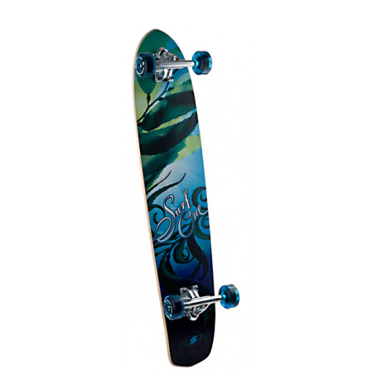 Surf One Robert Kelp Forest Complete Skateboard - 8 x 37.25