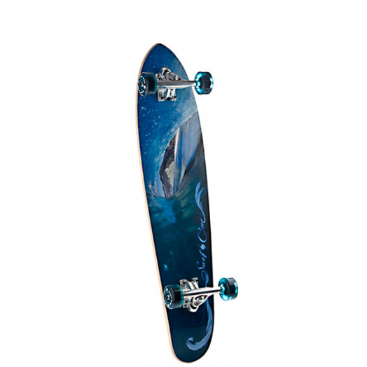 Surf One Mysto Wave 2 Complete Skateboard - 8.25 x 35.875