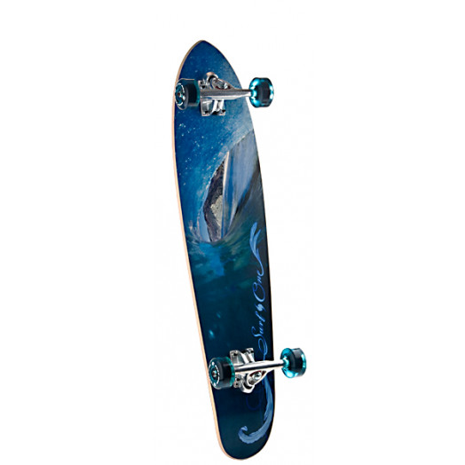Surf One Mysto Wave Complete Skateboard - 8.25 x 35.875