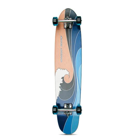 Surf One Nalu Complete Skateboard - 8.25 x 39