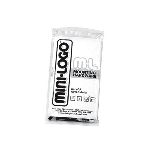 Mini Logo Hardware (Single)