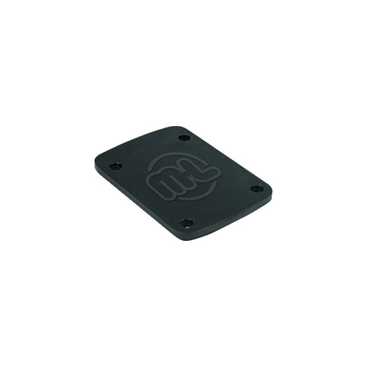 "Mini Logo .1"" Rubber Riser Pads (2 pack)"
