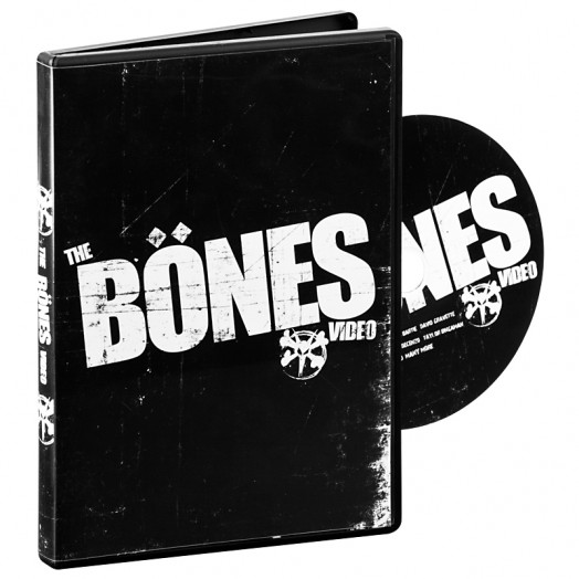 BONES WHEELS DVD