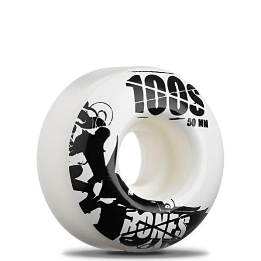BONES WHEELS 100 Skinny 50/100a (4 pack)