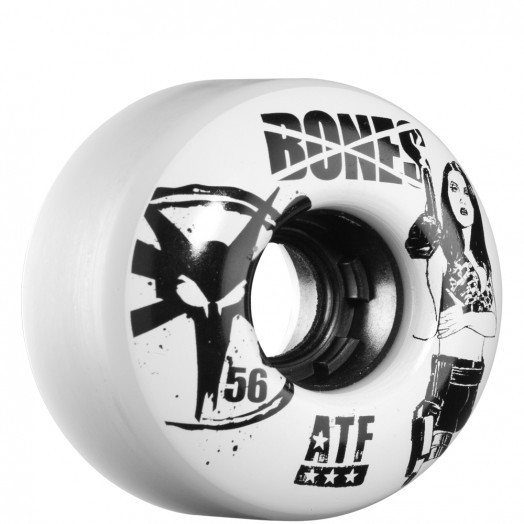 BONES WHEELS ATF Smoking 56mm (4 pack)
