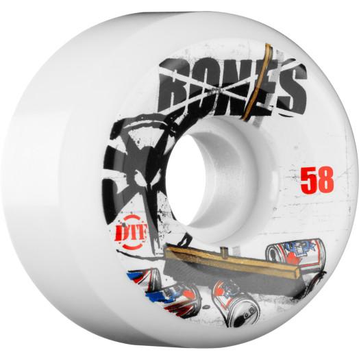 BONES WHEELS DTF Sweeper 58mm (4 pack)