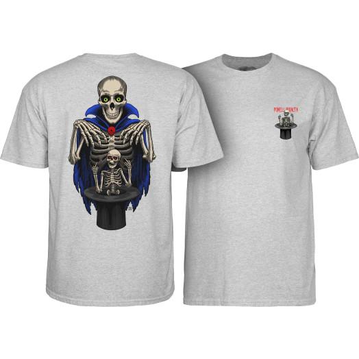 Powell Peralta Blair Magician Grey T-shirt