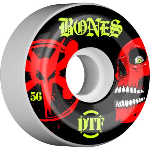 BONES WHEELS DTF Death Wheel 56mm 4pk
