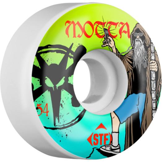 BONES WHEELS STF Pro Motta Hermit 54mm wheels 4pk