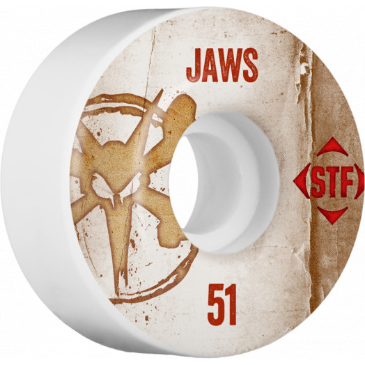 BONES WHEELS STF Pro Homoki Team Vintage Wheel 51mm 4pk