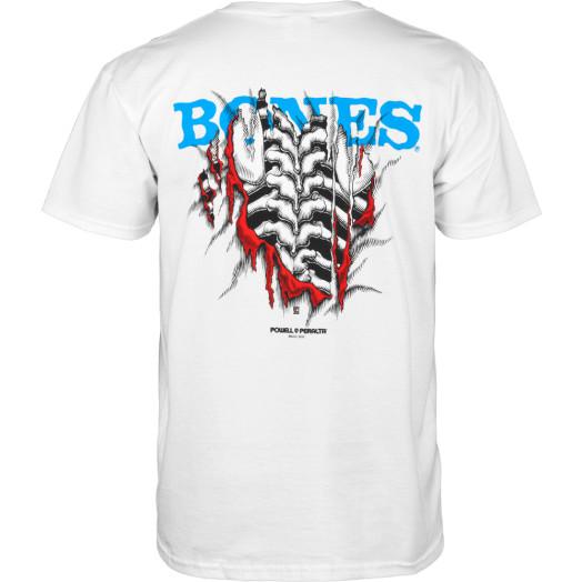 Powell Peralta Shred T-shirt - White