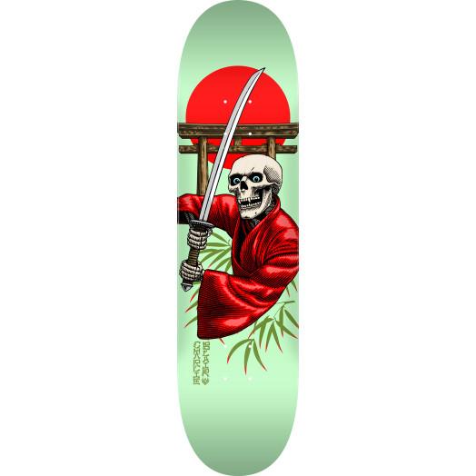 Powell Peralta Charlie Blair Bushido Flight® Skateboard Deck - Shape 243 - 8.25 x 31.95