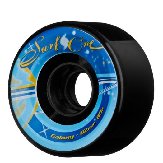 Surf One Galaxy Wheels 62mm/80a(each)