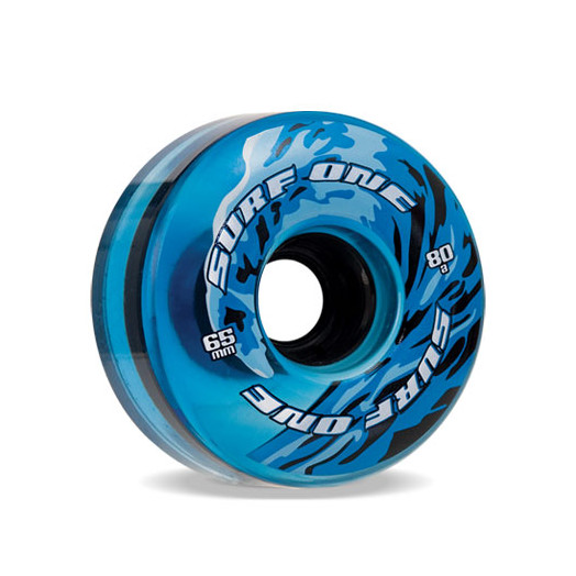 Surf One Blue Wave 65/80a Core Wheels(each)