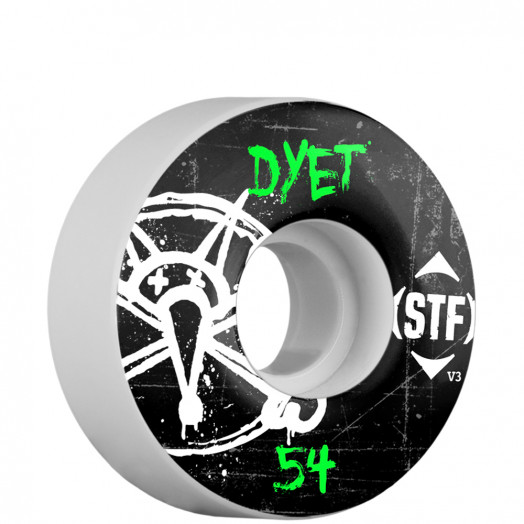 BONES WHEELS STF Pro Dyet Oh Gee 54mm (4 pack)