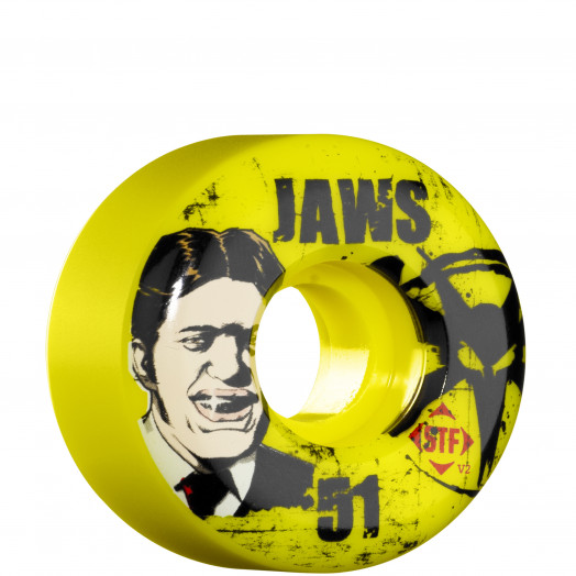 BONES WHEELS STF Pro Homoki Jawz 51mm Wheel (4 pack)