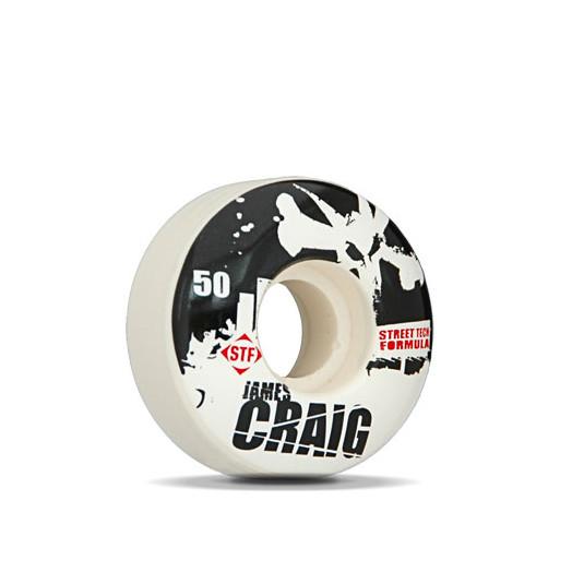 BONES WHEELS Pro Craig 50mm Street Tech Formula (4pack)