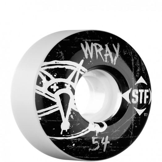 BONES WHEELS STF Pro Wray Oh Gee 54mm (4 pack)