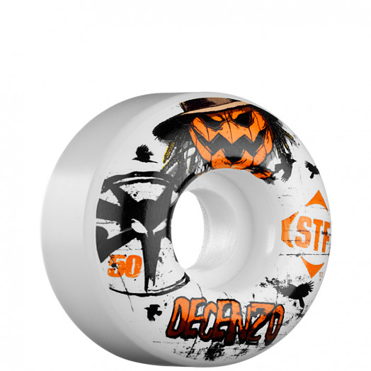 BONES WHEELS STF Pro Decenzo Scarecrow 50mm (4 pack)