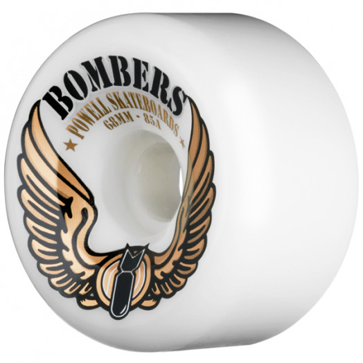 Powell Classic Bombers 68mm/85a Wheels (4pack)